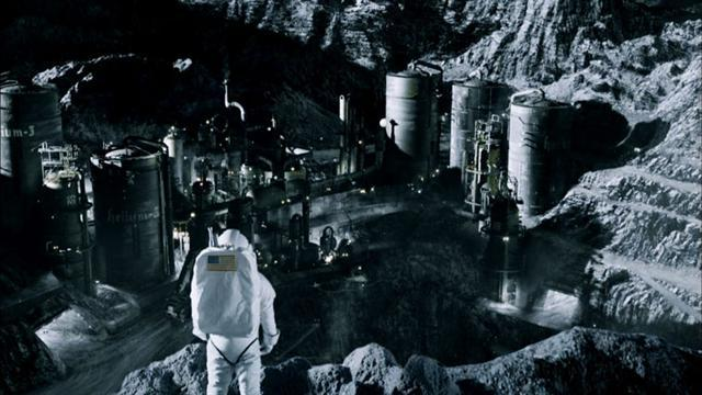 Mining for Minerals in Space