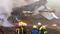 Four dead in Germany plane crash