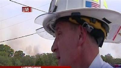 Fire Chief: Life, Property Are Priorities