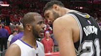 Best of Phantom: Clippers Dethrone Spurs in Classic First Round Series