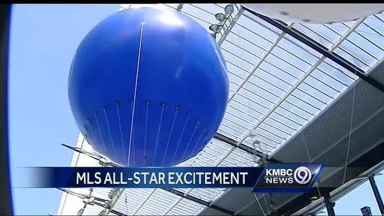 'Electric' atmosphere expected for MLS All-Star game
