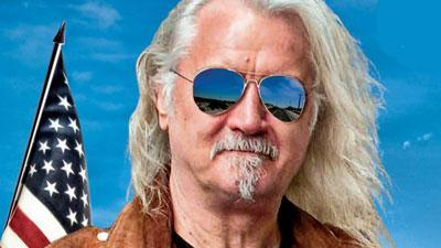 Billy Connolly's Route 66 - DVD preview