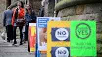 Scotland Goes to the Polls for Independence Vote