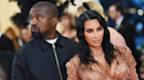Kanye West almost missed the birth of Psalm and Kim wasn't having it