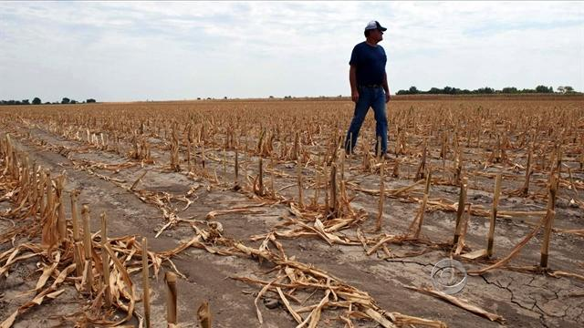 Drought slowing economic growth