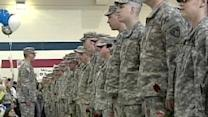 Maine Soldiers Return From Afghanistan