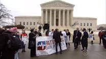 Supreme Court hear arguments over Obamacare funding