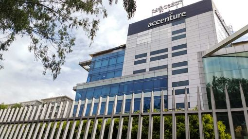 Accenture Spikes To 16-Year High As Earnings Top, Bookings Strong