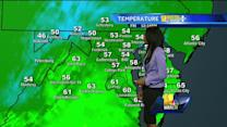 Cold weather to return as front passes through