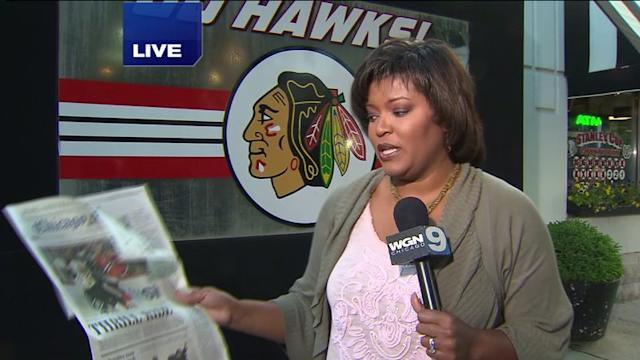 5th Longest Stanley Cup Game Ever, Newspapers Can`t Print Final Score