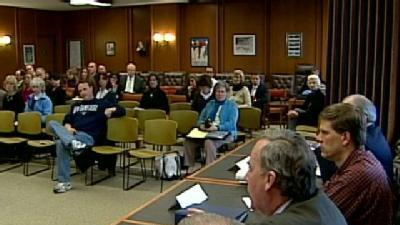 Commission Hears Testimony On Death Penalty