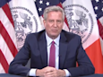 NYC mayor Bill de Blasio 'proud' of daughter after she is arrested