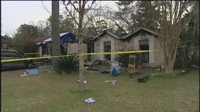 NW Harris County house fire kills teacher