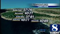 Watch Your KSBW Weather Forecast 04.18.13