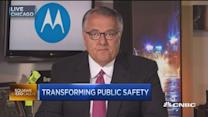 Silver Lake invests $1B in Motorola Solutions: CEO