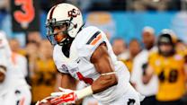 2014 NFL Draft - No. 8, Cleveland Browns select CB Justin Gilbert, Oklahoma State
