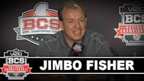 FSU's Jimbo Fisher on Significance of Winning BCS Title