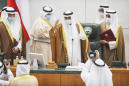 Sheikh Nawaf sworn in as Kuwait's new ruling emir - Yahoo News - World RSS Feed  IMAGES, GIF, ANIMATED GIF, WALLPAPER, STICKER FOR WHATSAPP & FACEBOOK