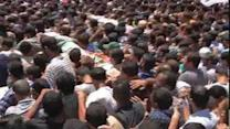 Mourning for Three Senior Hamas Commanders Takes Place in Rafah