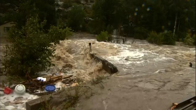 Colo. floods worst since 1894, more rain expected