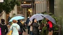 Bay Area storm makes for soggy morning commute
