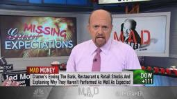 Cramer: The negative effect that Deutsche Bank will have on your money