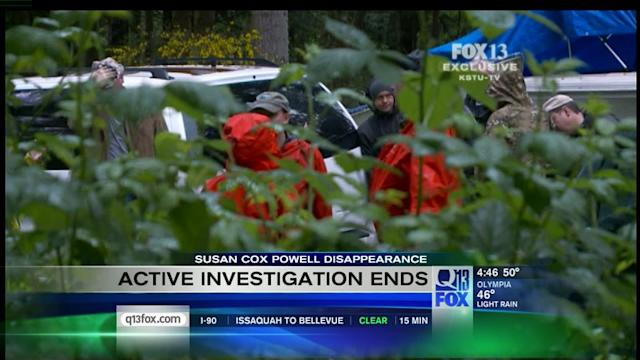 End of Active Investigation in Powell Case