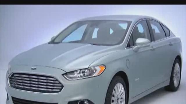 Green Cars of Detroit - Ford Focus Energi