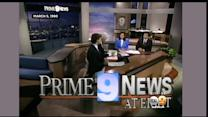 KCAL Marks 25 Years Of Prime Time Newscasts