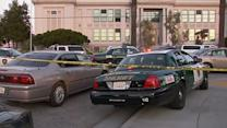 2 officers, 1 suspect dead in Santa Cruz shootings