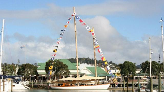 Yacht Missing Between Australia and New Zealand