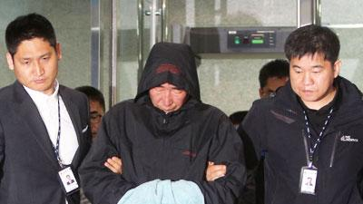Captain of Sunken SKorean Ferry Arrested