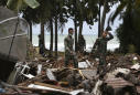 Indonesia says avoid coast near volcano, fearing new tsunami