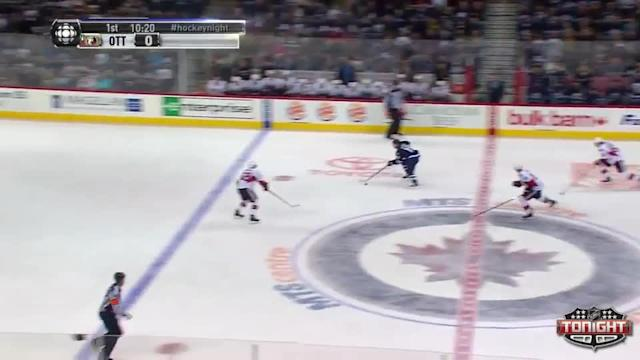 Ottawa Senators at Winnipeg Jets - 03/08/2014