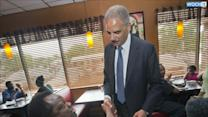 Holder Pledges Top Investigators For Ferguson