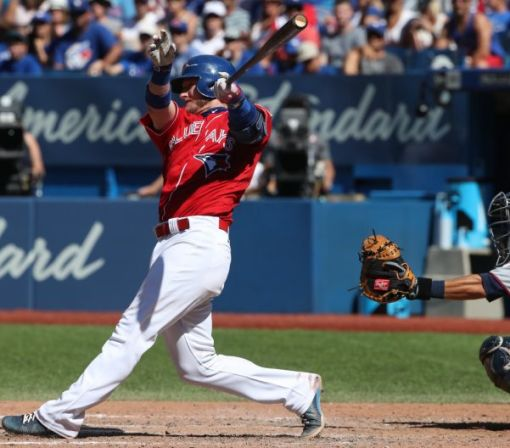 Josh Donaldson smashes three home runs in win over Twins
