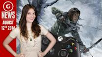New Tomb Raider Is Xbox Exclusive & 10 Million PS4s Sold - GS Daily News