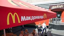 Russia Pressures McDonald's After Closures in Moscow