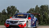 Driving The Acura TLX GT Race Car