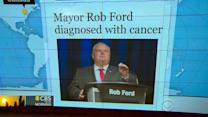Headlines at 8:30: Toronto Mayor Rob Ford diagnosed with rare form of cancer