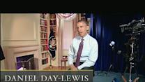 Obama Spoofs Day-Lewis at Correspondents' Dinner