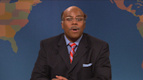 Weekend Update: Michael Steele