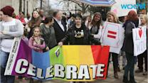Slovenian Lawmakers Approve Same-sex Marriage, Adoption Amid Protests From Conservative Groups