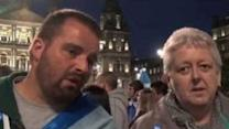 Scottish Independence Supporters Reflect on Campaign