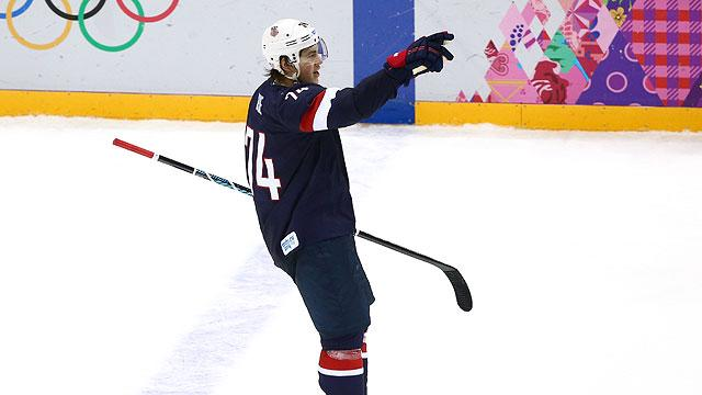 USA stuns host nation Russia in shootout
