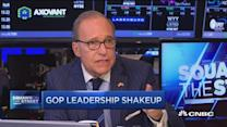 I'm waiting for Republicans to step up: Kudlow