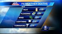 Heat Advisory issued for Susquehanna Valley
