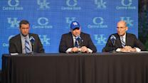 New Kentucky Football Coach Mark Stoops Introduced
