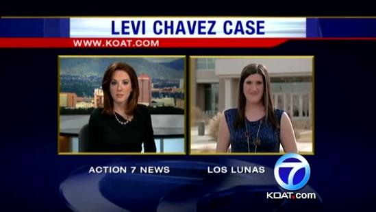New details in Levi Chavez case