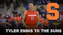 Syracuse's Tyler Ennis Selected 18th By Suns